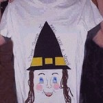 Witch Face T-Shirt