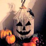 Paperback Book Pumpkin