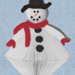 Paperback Snowman