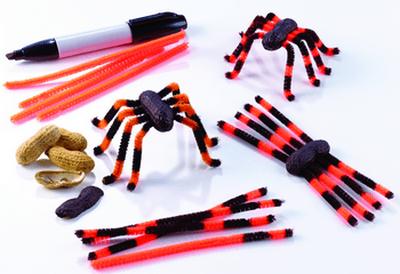 peanut spider assembly