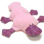platypus soft toy pattern