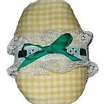 Gingham Egg