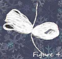 tie off yarn