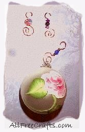 fancy ornament hooks