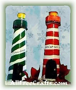 Spool Lighthouse
