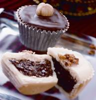 hazelnut chocolate butter cups