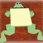 Froggy Notepad