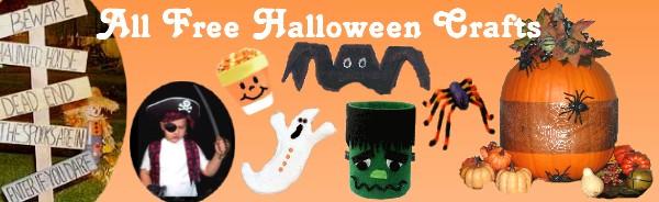 free halloween crafts