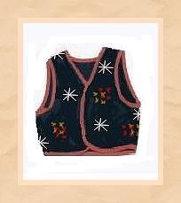 sweatshirt vest