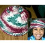 one skein hat