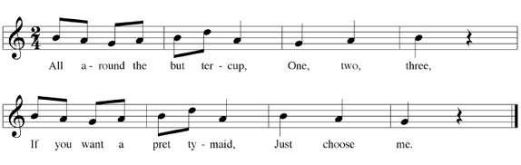 buttercup song