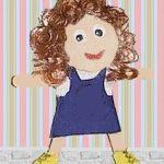craft stick doll