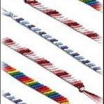 embroidery floss bracelets