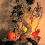 Halloween Bonsai Boneyard