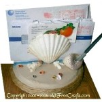 Seaside Mail Organizer