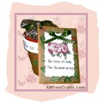 Seed Packet and Pot Gift