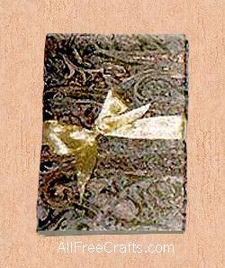 no sew book cover