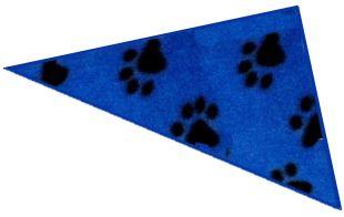 dog triangle toy