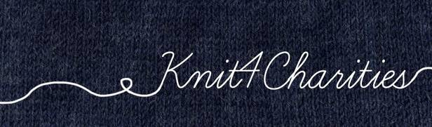 Knit4Charities is an Australian group for knitters and crocheters who wish to donate their work to charity.