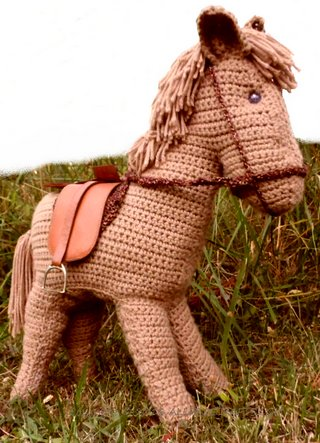 Free Crochet Horses And Ponies Patterns