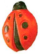 ladybug cling