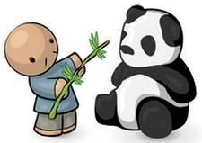 Free Stuffed Panda Sewing Pattern
