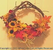 wreath-fall