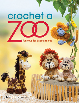 Crochet a Zoo book cover