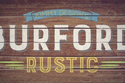Burford Rustic