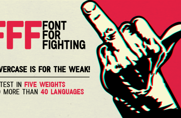 FFF font