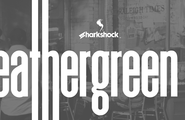 Heathergreen font