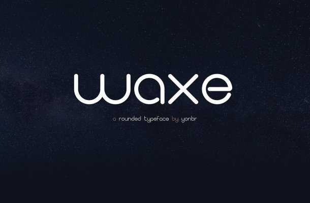 Waxe Typeface