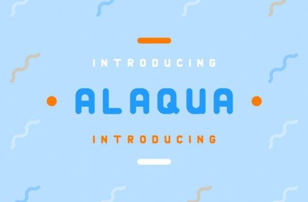 Alaqua Sans Font
