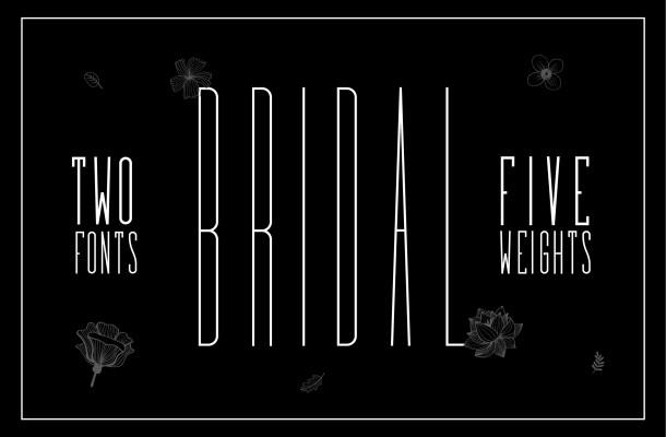 Bridal Font