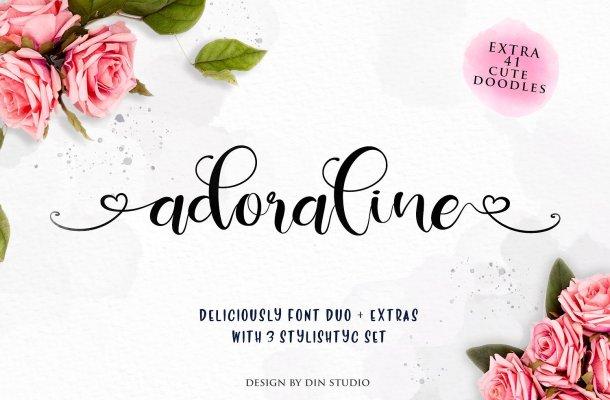 Deliciously Script Font