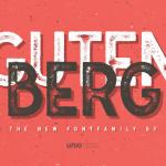 Gutenberg Font Family