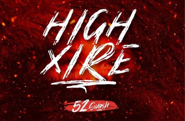 High Xire Brush Font