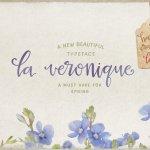 La Veronique Script