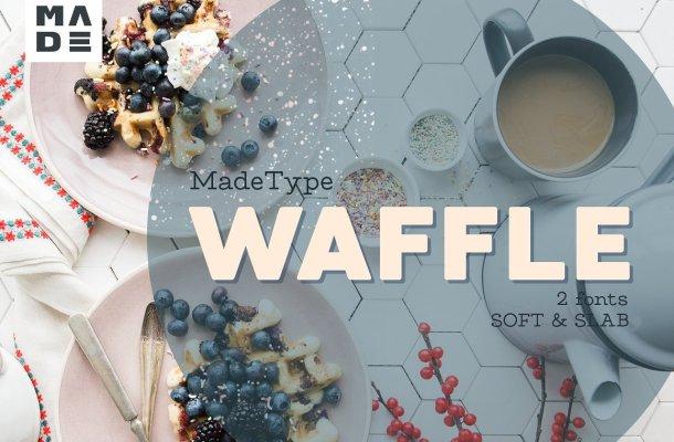 MADE Waffle Font