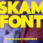Skam Font
