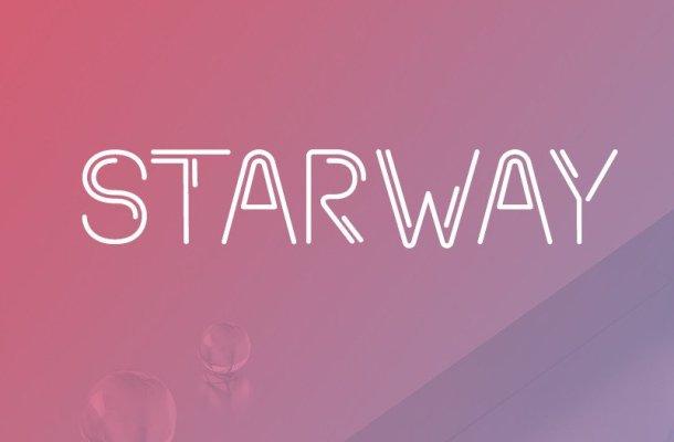 Starway Font