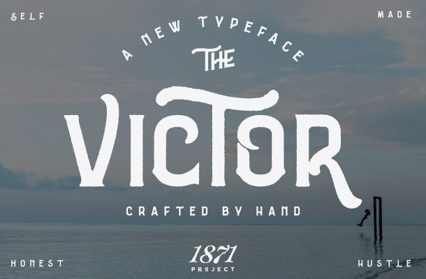 The Victor Font Family