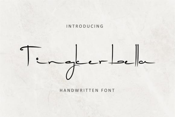 Tingkerbella Script Font