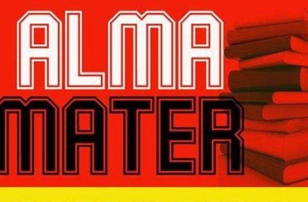 Alma Mater Font