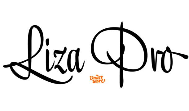 Liza Font Family