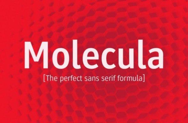 Molecula Sans Serif Font