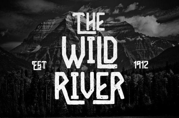 Wild River Typeface