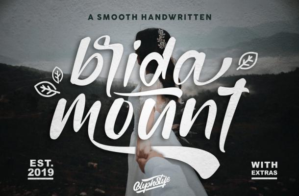 Bridamount Font