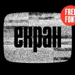 Ekran Typeface