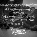 Jumper Handwritten Font